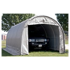 King Canopy 10'x20'x8' Dome Top Garage