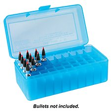 MTM Case-Gard 50 Series Rifle Ammo Boxes