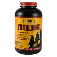 IMR Trail Boss Smokeless Handgun Powder