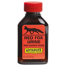 Wildlife Research Center Red Fox Urine Hunter's Masking Scent