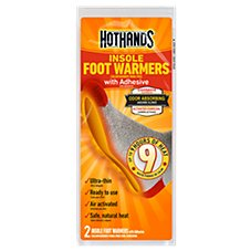HeatMax HotHands Heated Insole Foot Warmers