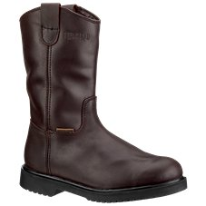 RedHead Ironhorse Side-Zip Wellington Waterproof Work Boots for Men