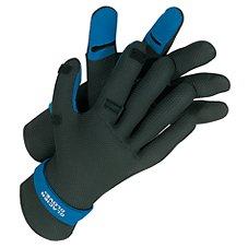 Glacier Glove Fleece-Lined Neoprene Gloves
