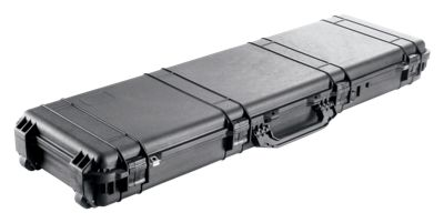 Pelican Protector Double Rifle Case – Black