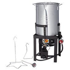 Bass Pro Shops 30-Quart Propane Turkey Fryer Image