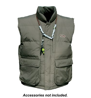 Drake Waterfowl Systems LST Down Vest with Magnattach for Men