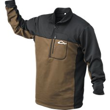 Drake Waterfowl Systems LST Zip Top for Men