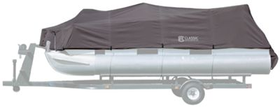 Classic Accessories StormPro Extra-Heavy-Duty Pontoon Boat Covers by