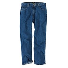 RedHead Loose Fit Five-Pocket Denim Jeans for Men