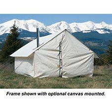 Montana Canvas Frames for Canvas or Blend Wall Tents