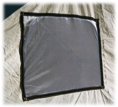 Montana Canvas Wall Tent Made-to-Order Accessory - Screen