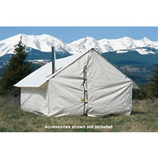 Montana Canvas Wall Tent Fly