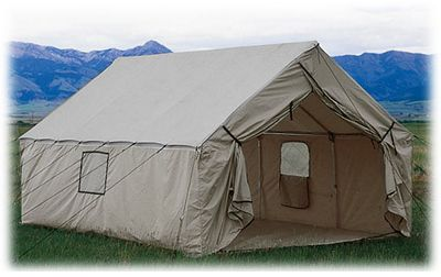 Montana canvas wall tent floor bass pro shops for Wall tent idaho