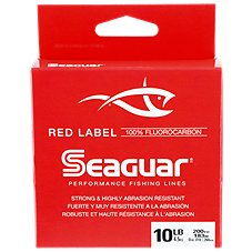 Seaguar Red Label Fluorocarbon Fishing Line Image