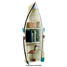 Authentic Models Dory Bookshelf/Table with Glass