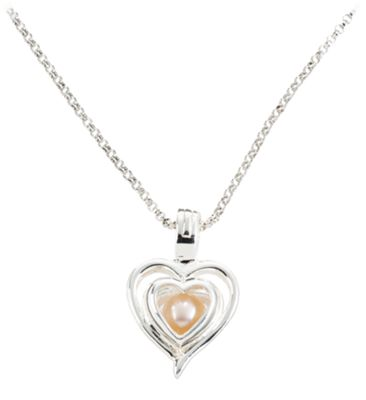 Wish pearl sterling silver necklace gift set double heart pendant name wish pearl sterling silver necklace gift set double heart pendant image httpsbassproene7isimagebasspro157272010207615is aloadofball Image collections