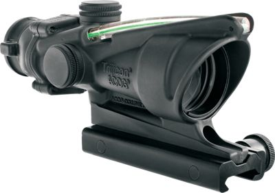 trijicon acog rifle scope bass pro shops