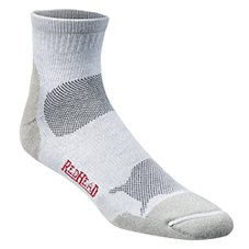 RedHead Ultra Silver Quarter Hiking Socks for Men - 2-Pair Pack