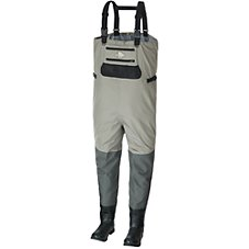 White River Fly Shop ECO-CLEAR Breathable Waders for Men