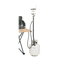 Bass Pro Shops 3 Outlet Propane Distribution Post
