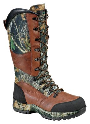 c3b2ab6d037 RedHead 16'' Side-Zip Guide Insulated Hunting Boots for Men | Bass ...
