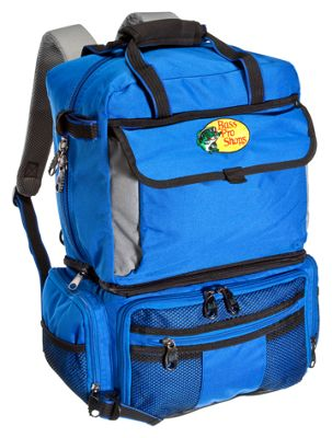Bass Pro Shops Extreme Qualifier 360 Backpack (Backpack Only) - Blue
