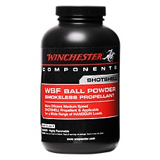 Winchester WSF Super-Field Smokeless Propellant Reloading Powder