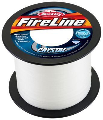 Berkley FireLine Fishing Line - 1500 Yards - Crystal by
