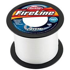 Berkley FireLine Crystal Fishing Line 1500 Yards