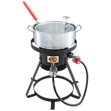 Bass Pro Shops Aluminum Fish Fryer
