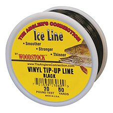 Woodstock Tip-Up Ice Line - Vinyl