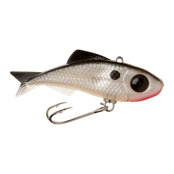 Creme Mad Dad Minnow - 2.5' - Shad