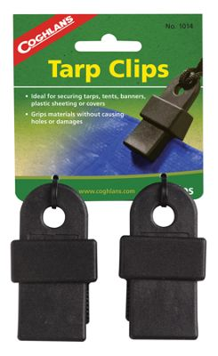 Coghlan's Tarp Clips by
