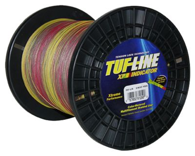 Tuf-Line XP Indicator Braid - 2400 Yards by