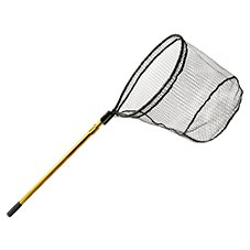 Bass Pro Shops Gold Series 34''- 67'' Telescoping Handle Landing Nets