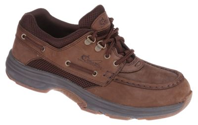 dbacf90d1d85d World Wide Sportsman Blue Water Boat Shoes for Men - Dark Brown ...