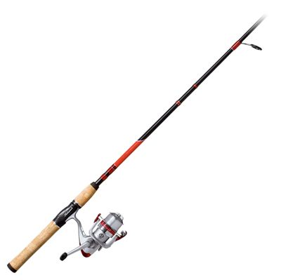Shakespeare Catch More Fish Rod and Reel Combo for Bass