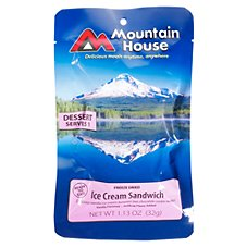 Mountain House Freeze Dried Ice Cream Sandwich