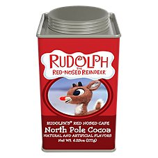 McSteven's Rudolph's Red Nosed Cafe North Pole Cocoa Mix