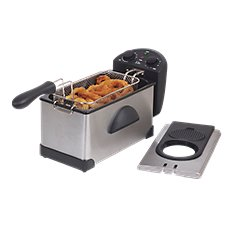 Elite Cuisine by Maxi-Matic 3.5-Quart Electric Deep Fryer