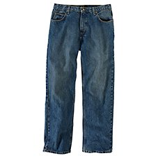 RedHead Easy Fit 5-Pocket Denim Jeans for Men