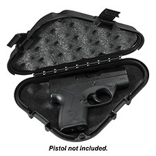 Plano Shaped Pistol Case