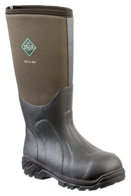 After looking at a lot of boots, I decided to go with the Mossy Oak Break-Up Woody Sport Muck Boots. This turned out to be a great decision. The Woody Sport Mossy Oak camo hunting boot is percent waterproof, lightweight and has a flexible design. So many of the boots .