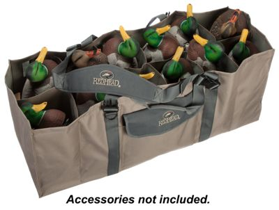 RedHead 12-Slot Duck Decoy Bag with Front Pocket thumbnail