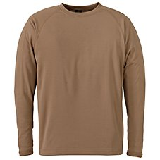 RedHead E.C.W.C.S. Military Fleece Thermal Crew Tops for Men