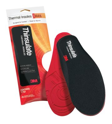 3M Thinsulate Thermal Insoles W 56