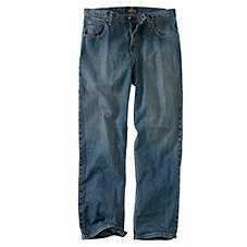 RedHead Utility 5-Pocket Denim Jeans for Men