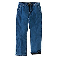 RedHead Thinsulate Lined 4-Pocket Denim Jeans for Men