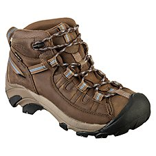 KEEN Targhee II Mid Waterproof Hiking Boots for Ladies