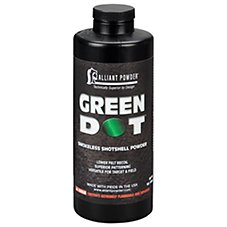 Alliant Powder Green Dot Smokeless Shotshell Powder